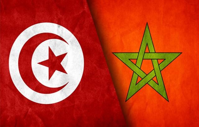 flag maroc tun