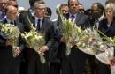 وزراء داخلية فرنسا والمانيا وبريطانيا
