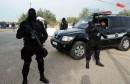 قوات الامن التونسية تلاحق مسلحين قرب الجزائر