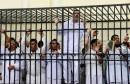 مصر- محاكمات