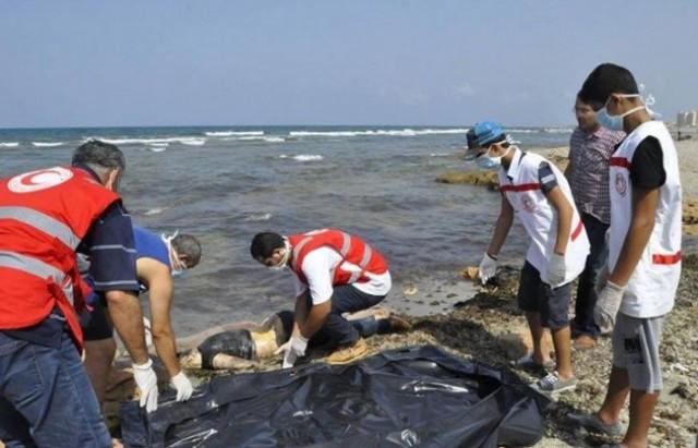 ليبيا جثث