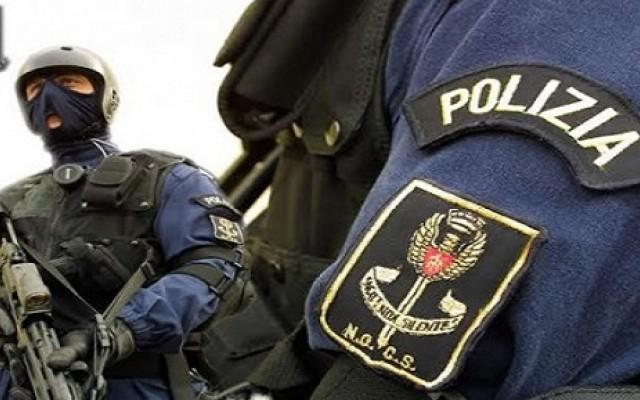 الشرطة الايطالية