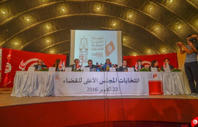 انتخابات المجلس الاعلى للقضاء
