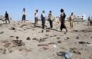 اليمن-تفجير انتحاري