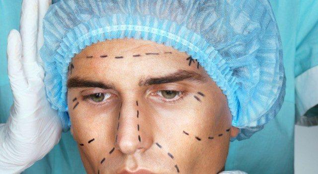 عمليات-تجميل-الوجه-للرجال