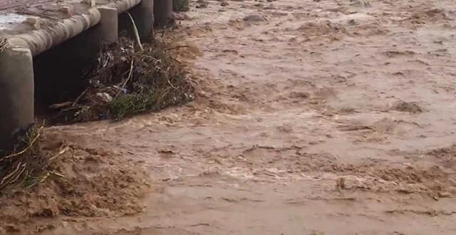 فيضانات-وادي
