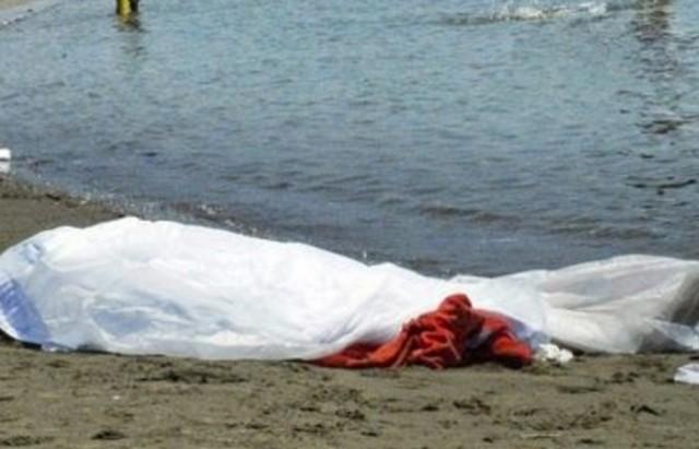 جثة بالبحر