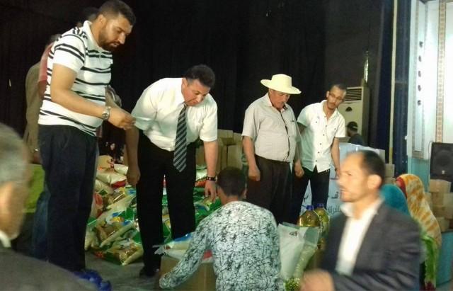 مساعدات رمضان - تطاوين