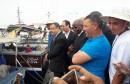 وزير الفلاحة بميناء جرجيس