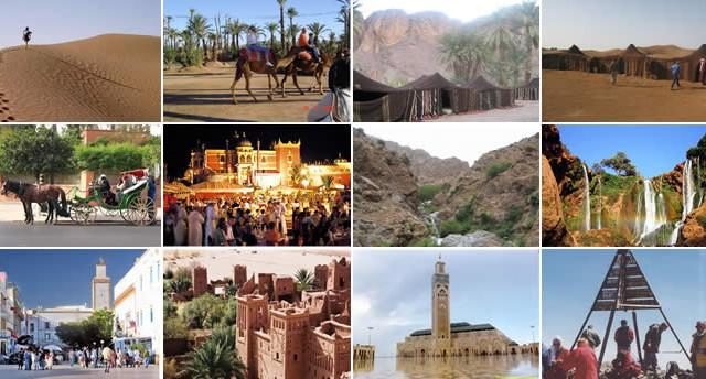 Excursions sud tunisien - Voyages Tourisme Agency