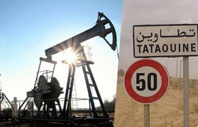 تطاوين-النفط