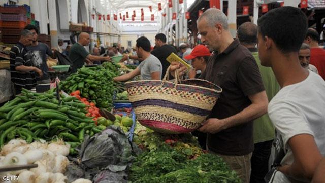 TUNISIA-RELIGION-ISLAM-RAMADAN-MARKET