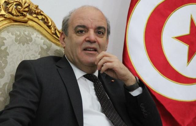 وزير التكوين والتشغيل فوزي بن عبد الرحمان