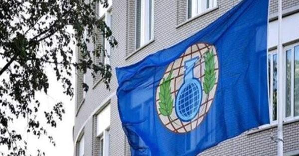 منظمة حظر الاسلحة الكيميائية
