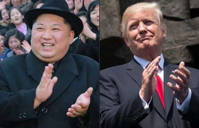 FILES-COMBO-US-NKOREA-DIPLOMACY-TRUMP-KIM