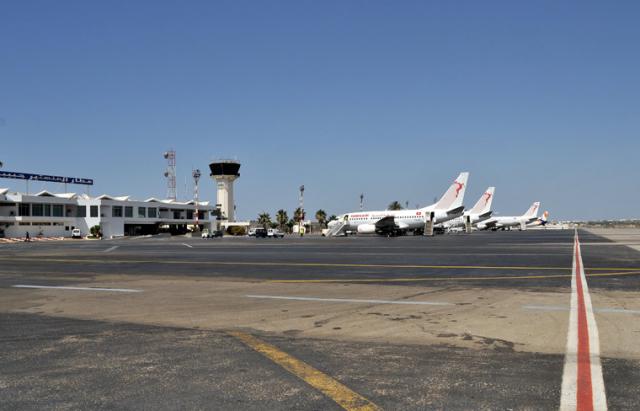 مطار قابس مطماطة