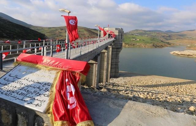 Barrage-tunisie
