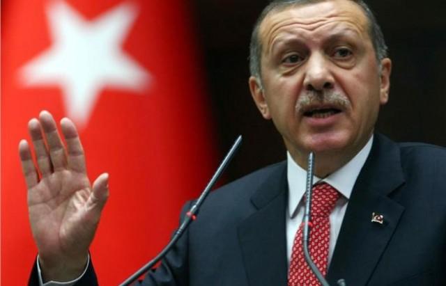 الرئيس التركي اوردوغان