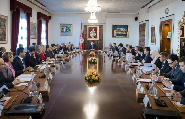 مجلس الوزراء نوفمبر 2018