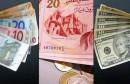 الدينار مقابل الدولار