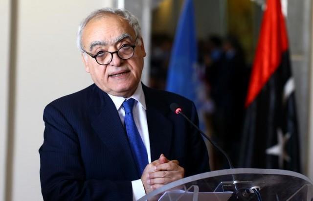غسان سلامة المبعوث الاممي الى ليبيا