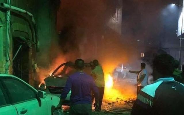 طرابلس-قصف000