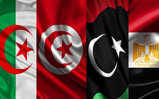 دول الجوار الليبي