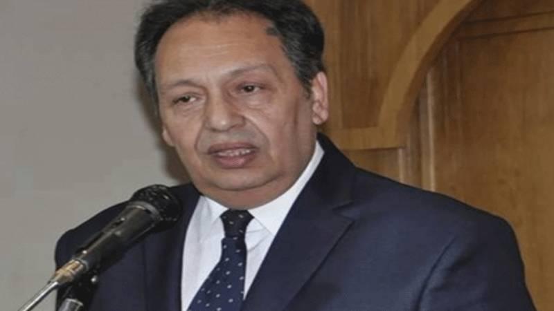 شكري البلطي رئيس الحزب الاشتراكي الدستوري