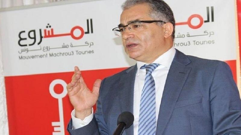 محسن مرزوق-مشروع تونس