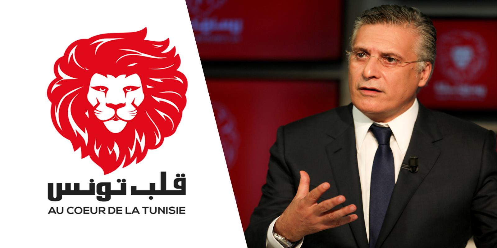 نبيل القروي-قلب تونس