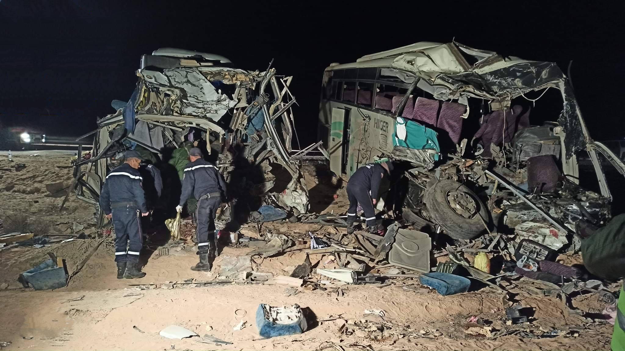 الجزائر حادث