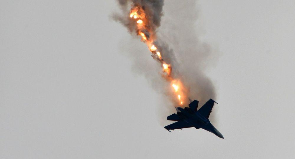 سقوط-طائرة-تبعة-للقوات-الجوية-المصرية