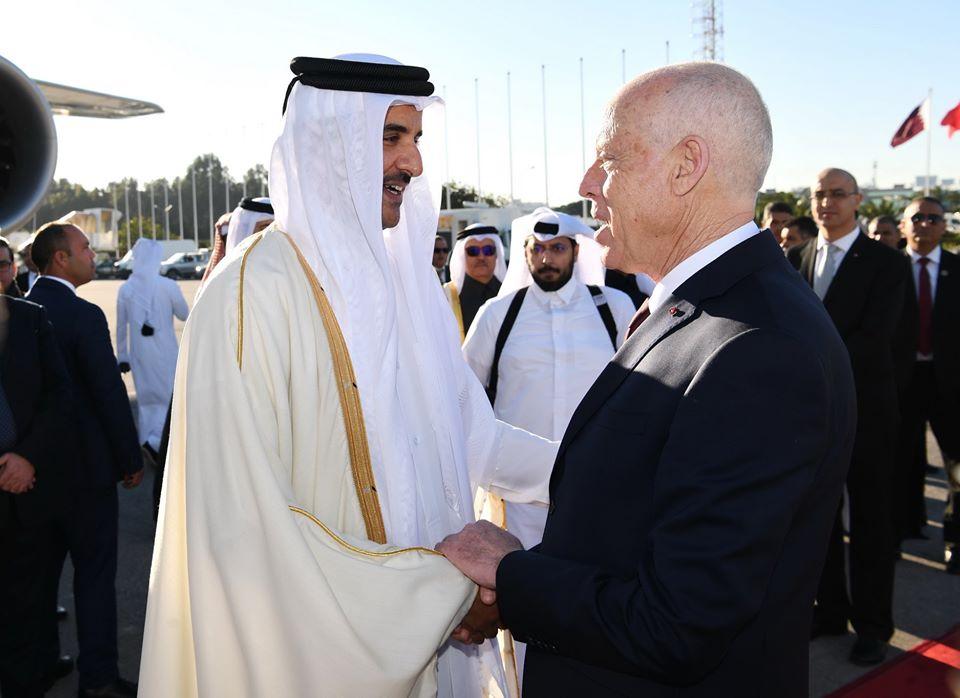 تونس-قطر