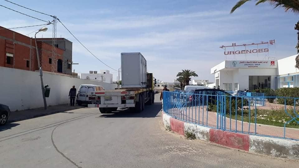 مستشفففى مدنيييين