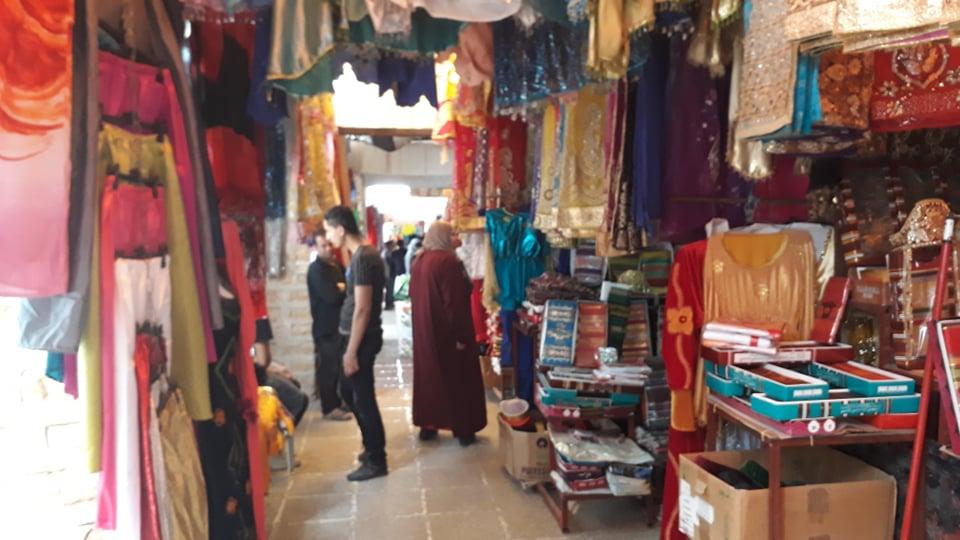 سوق ليبيا بمدنين