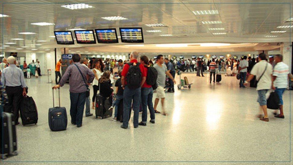 مسافرون - مطار