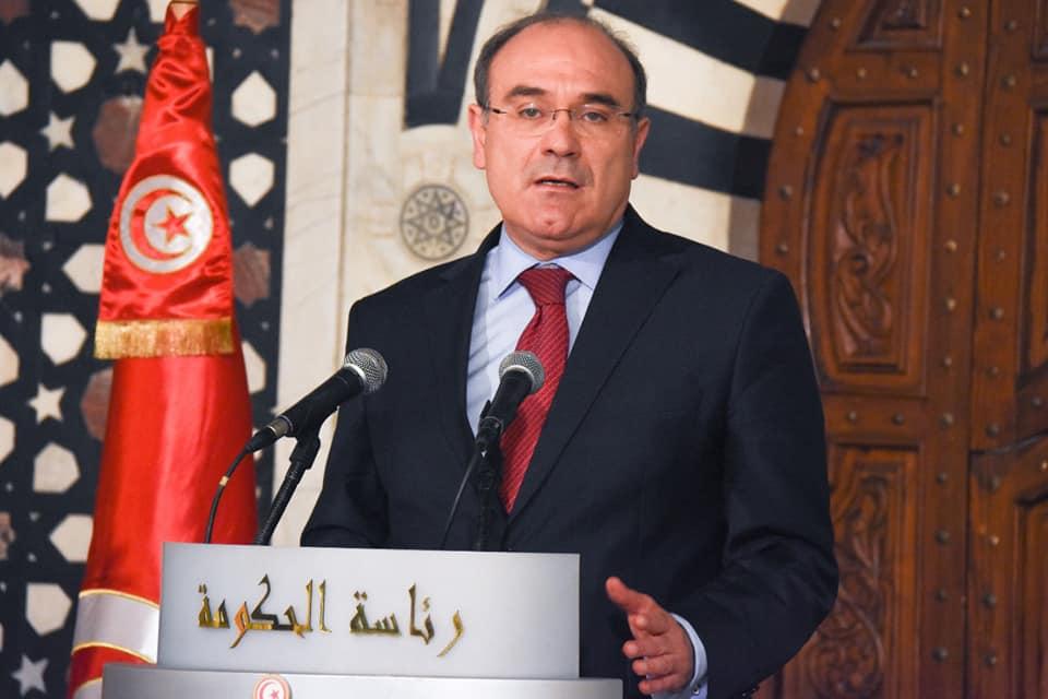 وزير السياحة حبيب عمار