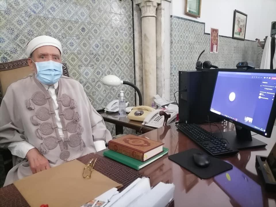 مفتي الجمهورية عثمان بطيخ