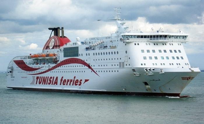 tunisia ferries